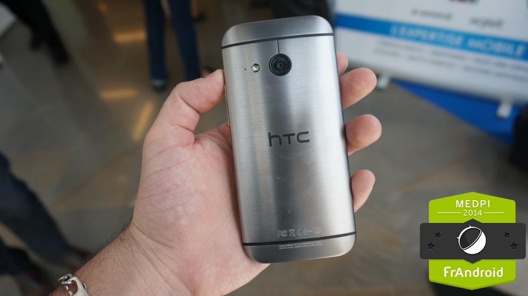 HTC voit son chiffre d'affaires s'écraser en juillet 2014
