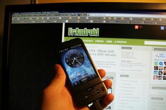 La rom du HTC Hero sur un G1