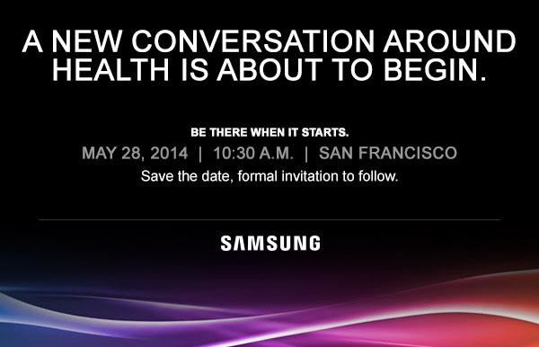 Samsung organise le 28 mai un événement dédié à la santé : de nouveaux accessoires en vue ?