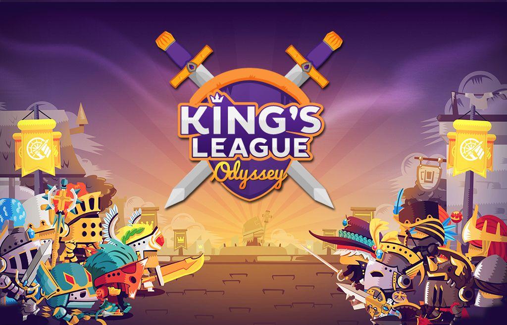 King's League: Odyssey, le jeu flash est maintenant disponible sur Android