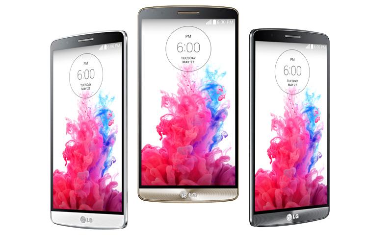 LG G3 : prix, photos et disponibilités