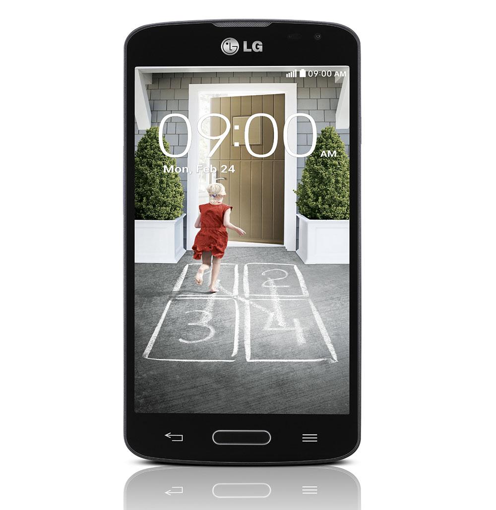 Le LG F70 arrive en France et en Europe, la 4G et KitKat à 220 euros