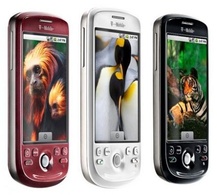 T-Mobile met en vente un nouveau HTC MyTouch Android