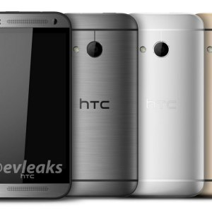 HTC One M8 mini : les premiers visuels presse leakés sans double capteur photo