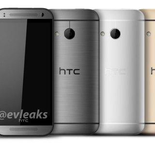 HTC One (M8) Mini : pas de Zoe, Fitbit ni de Motion Launch