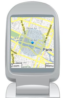 Google vous géocalise sans GPS