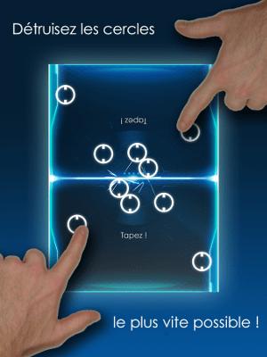 Versus, un jeu à deux pour tester ses réflexes
