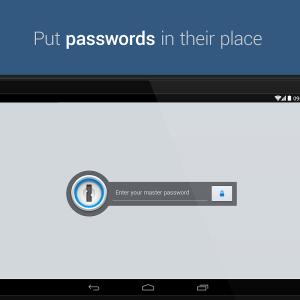 1Password pour Android est là pour sécuriser vos mots de passe