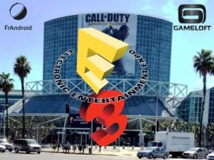 Suivez l'E3 édition 2014 sur FrAndroid