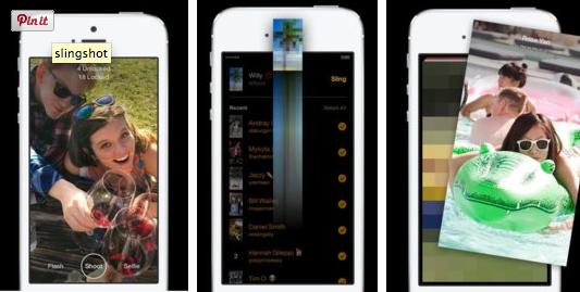 Slingshot : Facebook dévoile par erreur le concurrent de Snapchat