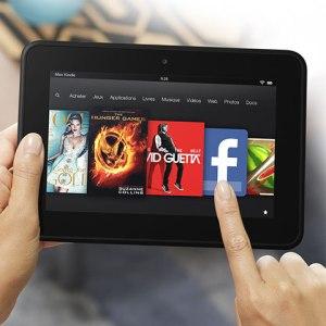 Bon plan : l'Amazon Kindle Fire HD 7 pouces à 99 euros