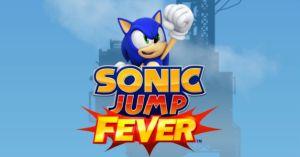 E3 2014 : Sega officialise Sonic Jump Fever sur Android et iOS
