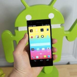 Test du SoshPhone, le smartphone 4G aux couleurs de Sosh