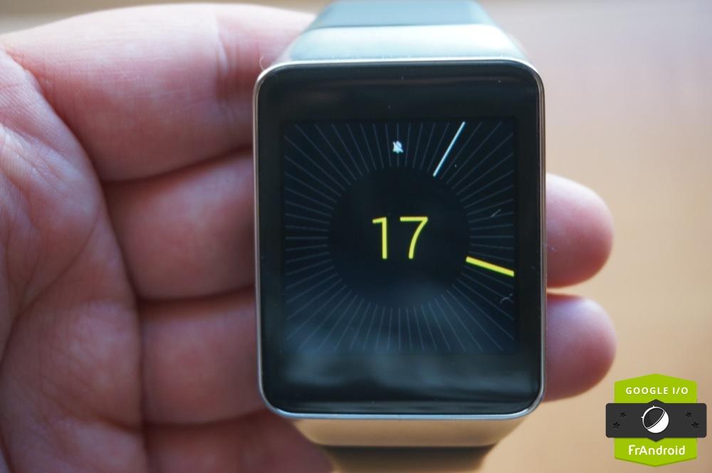 Les montres connectées Android Wear reçoivent leur première mise à jour
