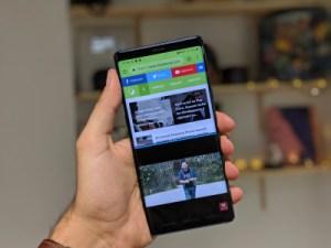 Multitâche : comment afficher deux applications sur l'écran de son smartphone