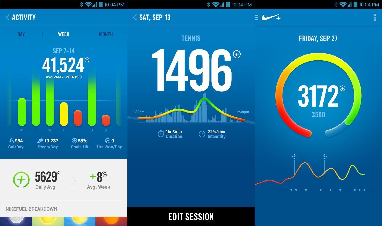 Nike+ Fuelband : le bracelet connecté de Nike dispose enfin d'une application Android