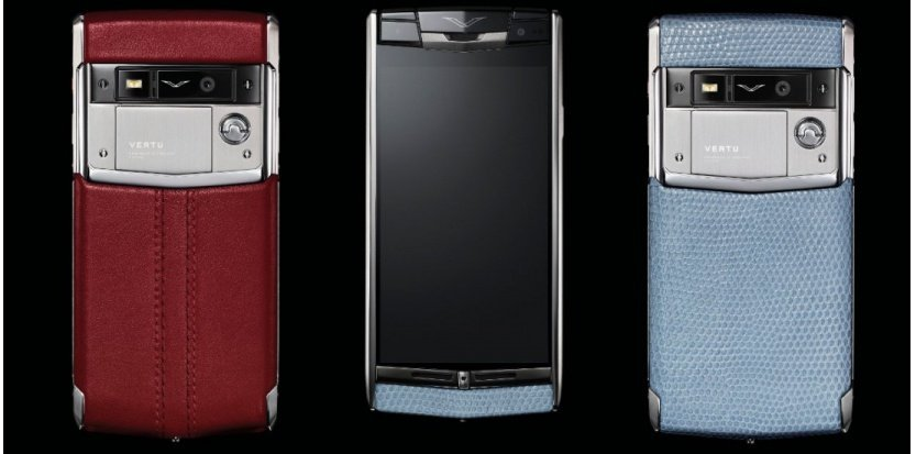Vertu sort son smartphone Signature Touch compatible 4G à 7900 euros