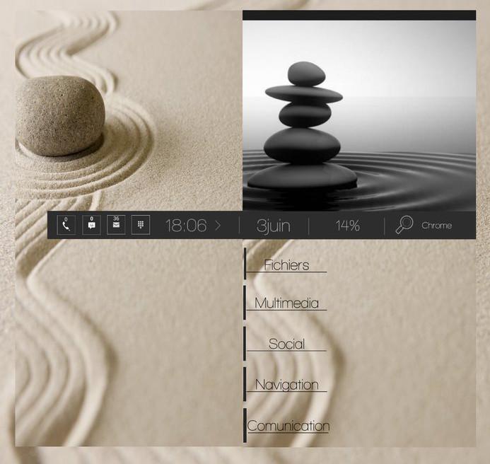 «Pimp my Phone» : un thème zen pour votre smartphone