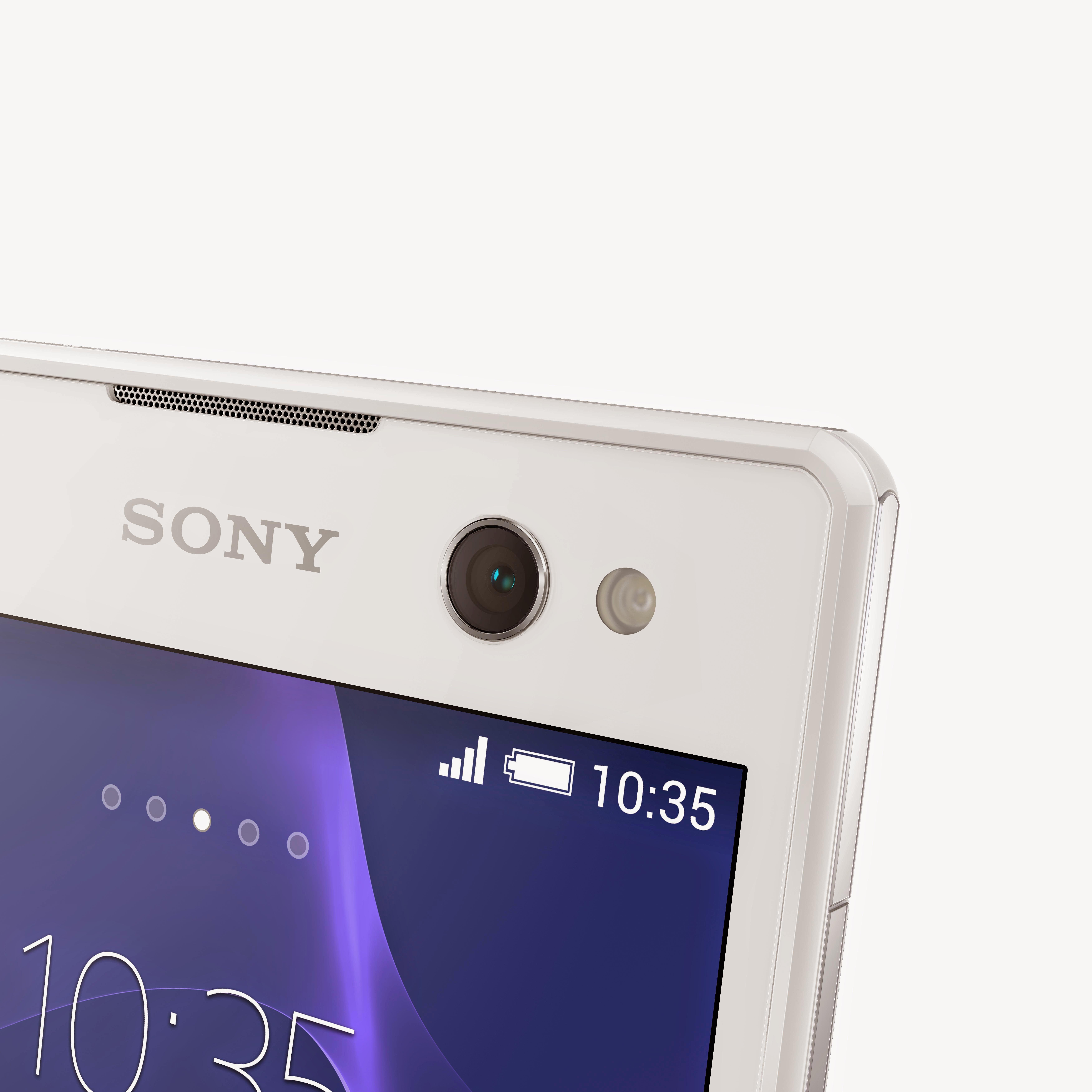 Sony Xperia C3 (Dual) : LE selfiephone