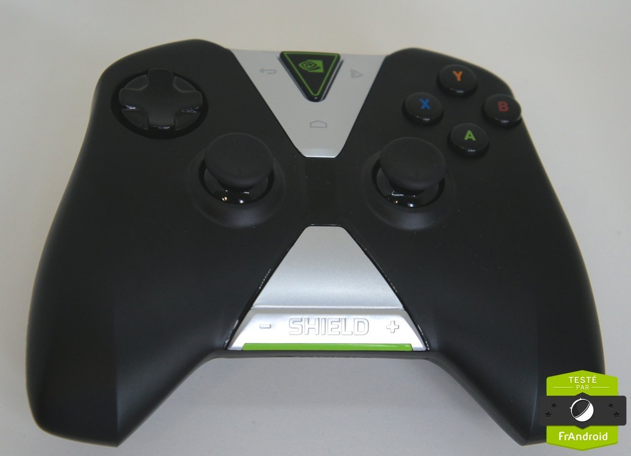 Shield Wireless Controler : la manette de Nvidia enfin compatible avec les PC