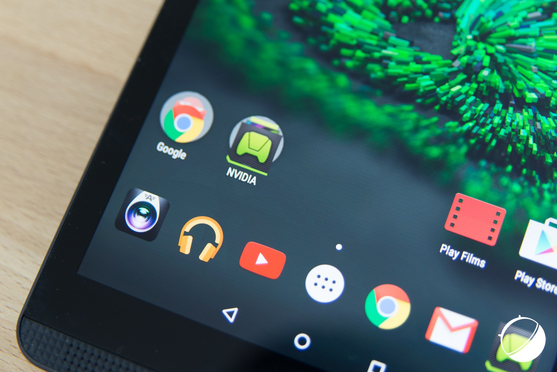 La Nvidia Shield Tablet se montre sous Android 6.0 Marshmallow