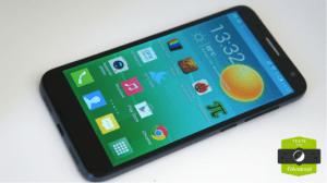 Test du Alcatel One Touch Idol 2 S, un pas vers le borderless