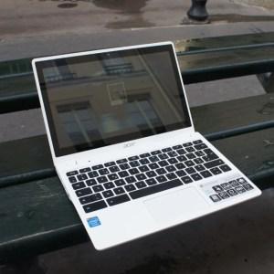 Test de l'Acer C720P, un surprenant Chromebook de 11,6 pouces