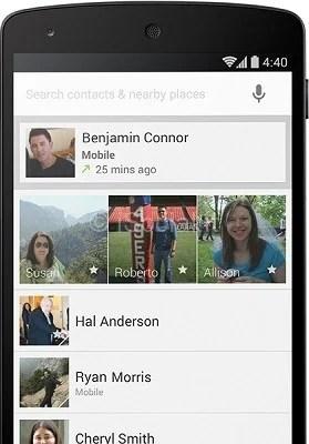Comment comprendre et utiliser le carnet d'adresses Google sur Android ?