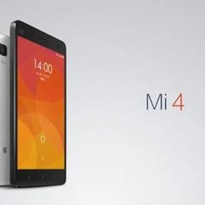 Xiaomi Mi4, le très haut de gamme à moitié prix est officiel