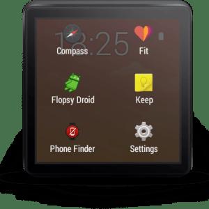 Wear Mini Launcher, l'intégration qui devrait être native