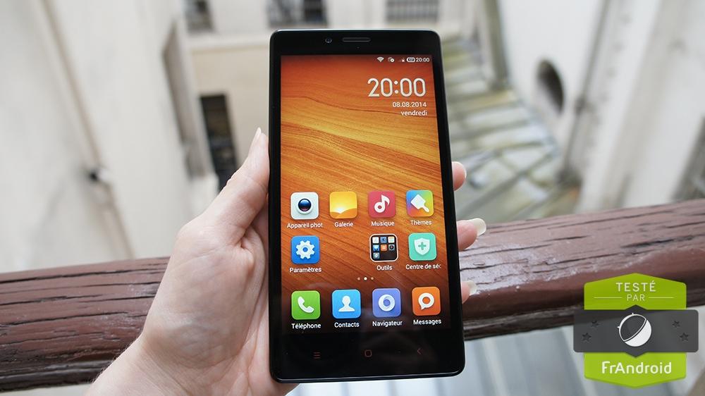 Test du Xiaomi Redmi Note, une référence qualité/prix
