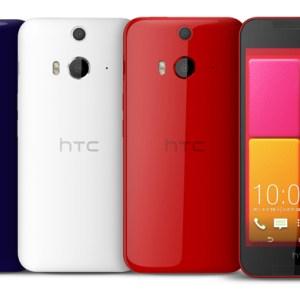 HTC Butterfly 2, le premier pas du Taïwanais dans l'univers des smartphones étanches