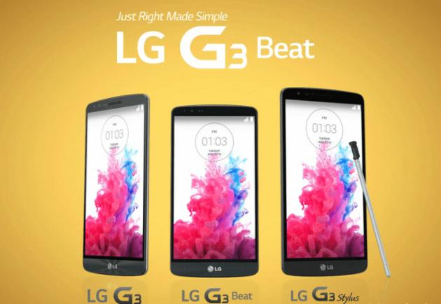 LG G3 Stylus, finalement une phablette milieu de gamme
