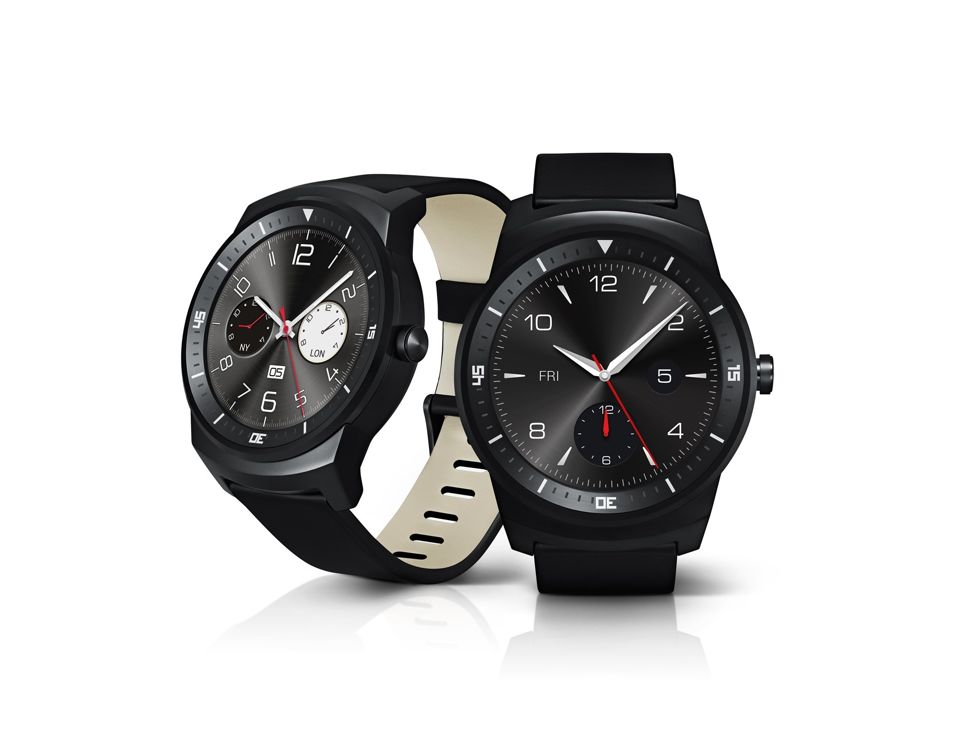 LG G Watch R : on connait son prix et sa date de sortie