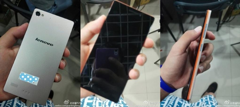 Lenovo Vibe X2 : la fiche technique du smartphone assortie de photos