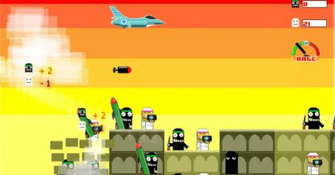 Google supprime le jeu Bomb Gaza du Play Store