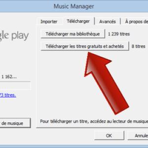 Comment récupérer ses MP3 sur Google Play Musique ?