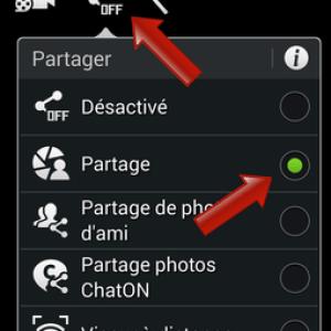 Comment partager ses photos sur Android ?