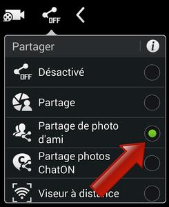 Comment automatiser le partage de ses photos par e-mail sur Samsung Galaxy ?