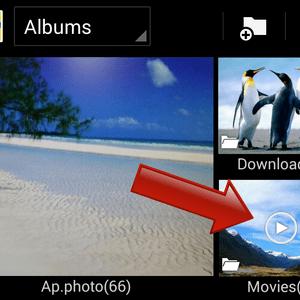 Comment lire une vidéo (.AVI, .MKV, DIVX, etc.) sur Android ?