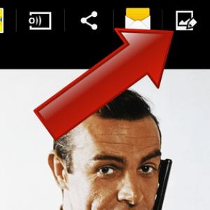 Comment retoucher une photo sur Android ?