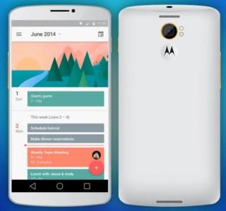 Nexus 6 : il se nommerait Nexus X, aurait l'allure d'un Moto S et serait vendu à 420 euros