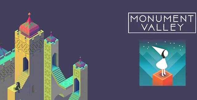 Bon plan : Monument Valley est gratuit sur l'App Shop d'Amazon