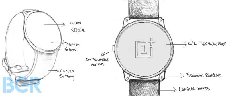 OnePlus confirme avoir bien travaillé à la conception d'une montre connectée