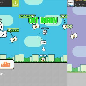 Swing Copters, le successeur de Flappy Bird est disponible sur Google Play