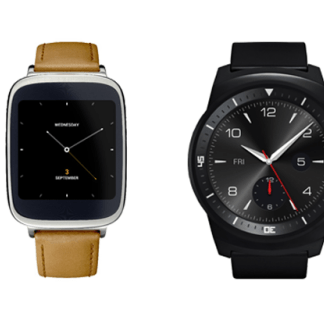 Android Wear : toutes les montres disponibles