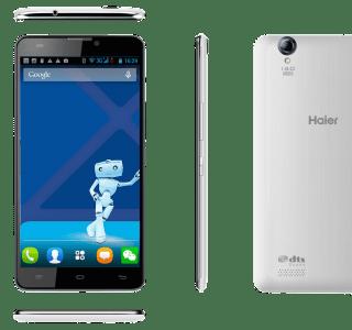 IFA 2014 : Haier dévoile 5 nouveaux smartphones