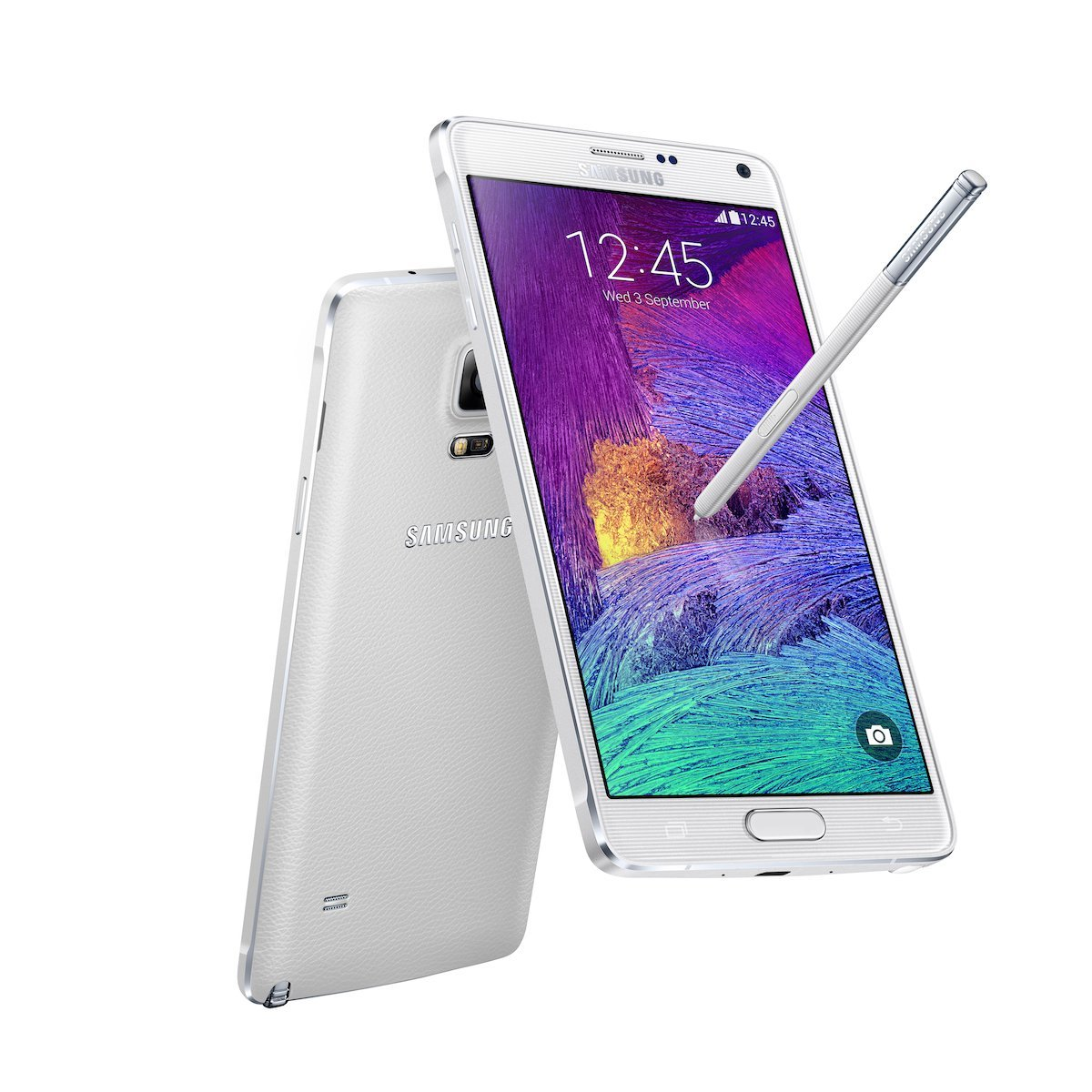 Le Samsung Galaxy Note 4 est officiel : fiche technique, prix et disponibilité
