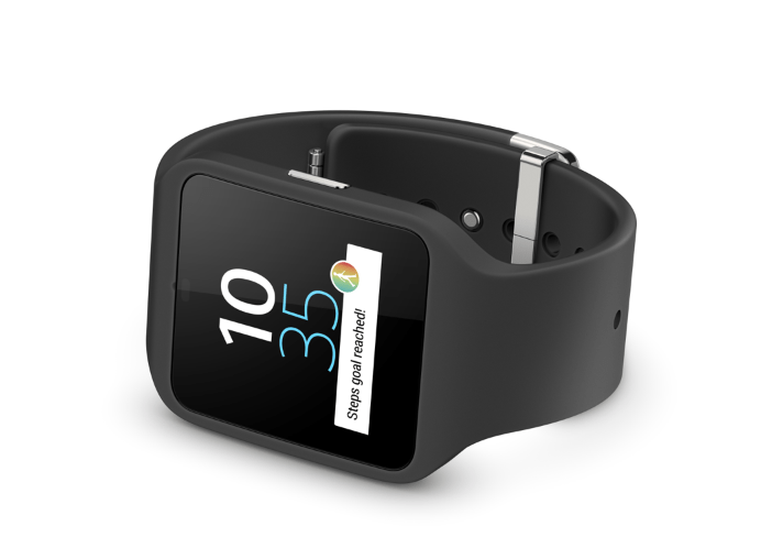Sony SmartWatch 3 : de l'Android Wear, du WiFi et du GPS