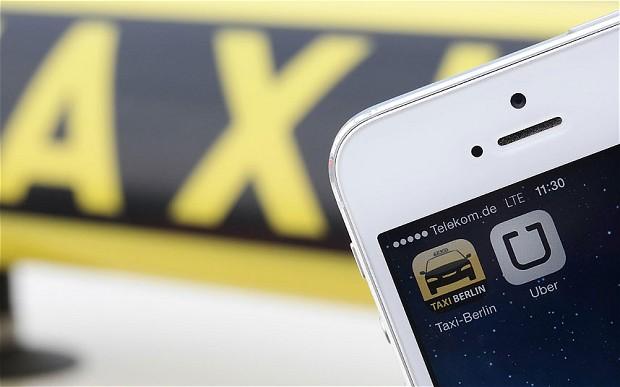 Uber doit arrêter son activité en Allemagne